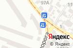Схема проезда до компании City24 в Одессе