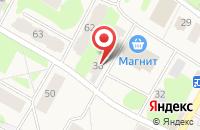 Схема проезда до компании Пожарная часть №33 в Ильинке