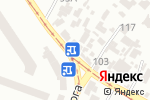 Схема проезда до компании Letto Buketto в Одессе