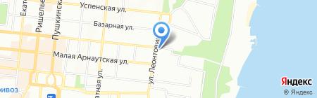 Універсальна ПуАТ на карте Одессы