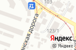 Схема проезда до компании Левитана в Одессе
