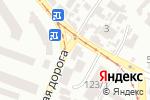 Схема проезда до компании Благострой в Одессе