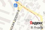Схема проезда до компании Городское отделение связи №62 в Одессе