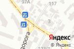 Схема проезда до компании Продуктовый магазин в Одессе