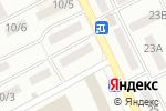 Схема проезда до компании iLounge в Одессе