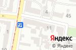 Схема проезда до компании Sadko Consulting в Одессе