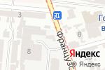 Схема проезда до компании Французский бульвар в Одессе
