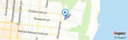Vincente на карте Одессы