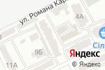 Схема проезда до компании Одесская региональная страховая компания, ЧАО в Одессе