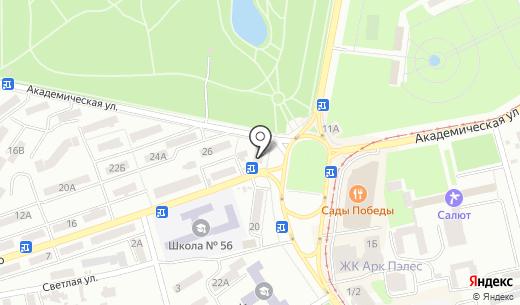 Скэнар-Украина. Схема проезда в Одессе