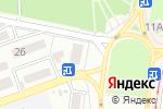 Схема проезда до компании Лисёнок в Одессе