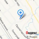 Ульяновская консультативно-диагностическая поликлиника на карте Санкт-Петербурга