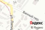 Схема проезда до компании Decofence в Одессе