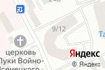 Схема проезда до компании Юдистрой в Одессе