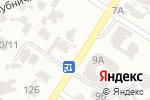 Схема проезда до компании Bali SPA & SunCity Apartments в Одессе