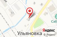 Схема проезда до компании Аптечный пункт на Привокзальной площади в Ульяновке