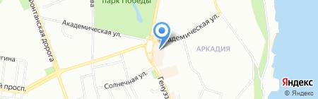 Kenzo на карте Одессы