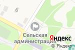 Схема проезда до компании Купеческий ряд в Щеглово