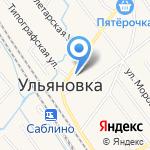 Магазин куры-гриль на карте Санкт-Петербурга