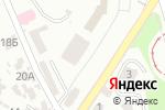 Схема проезда до компании Кабинет здоровья в Одессе