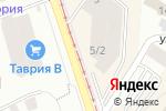 Схема проезда до компании Prowine в Одессе