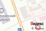 Схема проезда до компании Оптика в Одессе