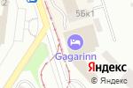 Схема проезда до компании Room в Одессе