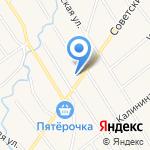 Ника на карте Санкт-Петербурга