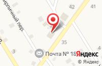 Схема проезда до компании Студия загара на Советском проспекте в Ульяновке