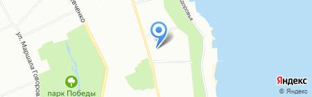 Дача на карте Одессы