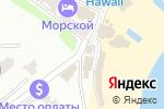 Схема проезда до компании Медеа в Одессе