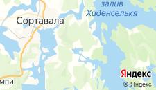 Отели города Оявойс на карте