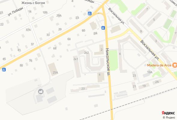 жилой комплекс в Отрадном