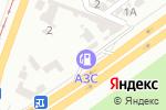 Схема проезда до компании АЗС Алькор-Ойл в Одессе