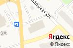 Схема проезда до компании Магазин мебели в Отрадном