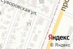 Схема проезда до компании Одесская частная пивоварня в Одессе