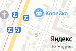 Схема проезда до компании Kseniya flowers в Одессе