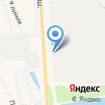 Нефрит на карте Санкт-Петербурга