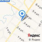 Ульяновский ветеринарный участок на карте Санкт-Петербурга