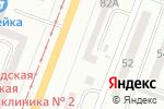 Схема проезда до компании Самави в Одессе