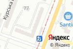 Схема проезда до компании ИТСА в Одессе