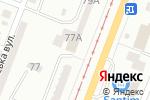 Схема проезда до компании Ощадбанк, ПАТ в Одессе