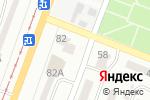 Схема проезда до компании PowerOn в Одессе