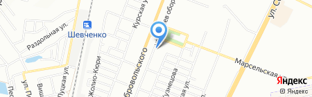 Домашня випічка на карте Одессы