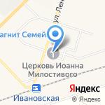 Православный храм Святого Иоанна Милостивого на карте Санкт-Петербурга