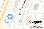 Схема проезда до компании OTP Bank, ПАО в Одессе