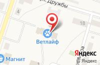 Схема проезда до компании Светлана в Отрадном