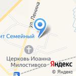 Химчистка на карте Санкт-Петербурга