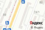 Схема проезда до компании Beauty rooms в Одессе
