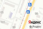 Схема проезда до компании Для Вас в Одессе